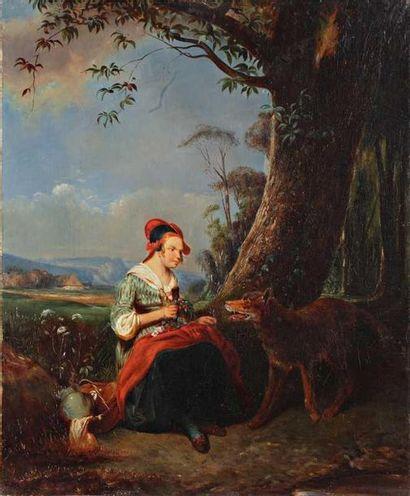 D'après Eugène LEPOITTEVIN (1806-1870)