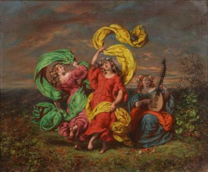 Gillot SAINT EVRE (1791-1858)