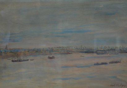 KARL PIERRE DAUBIGNY (1846-1886)