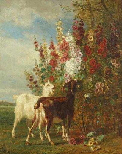 Constant TROYON (1810-1895)