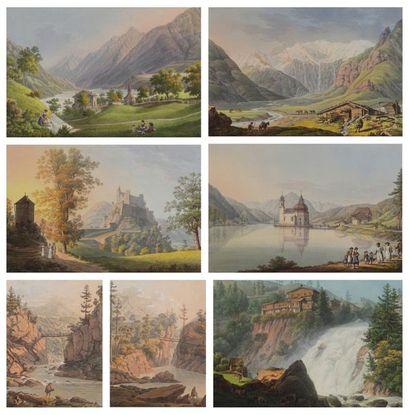 Carl Ludwig VIEHBECK (Vienne 1760-1827)