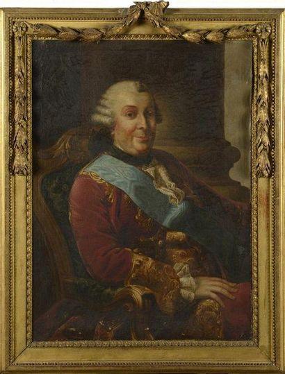 ECOLE FRANCAISE du XVIII ou XIXème s