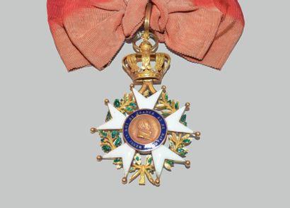 France Ordre de le Légion d'honneur.