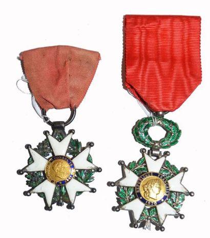 France Ordre de la Légion d'honneur.