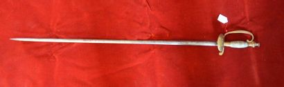 Épée de cour étrangère.
