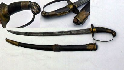 Sabre indochinois.