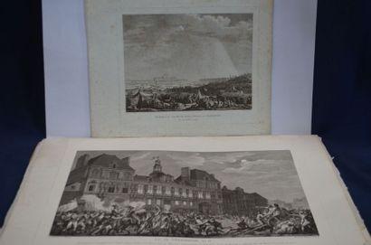 Episodes de la Révolution Française.