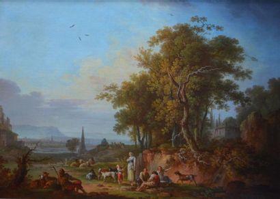 Jean-Baptiste CLAUDOT dit CLAUDOT DE NANCY (Badonviller 1733-Nancy 1805)