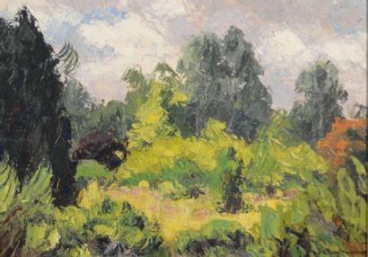 Jehan BERJONNEAU (1890-1972)