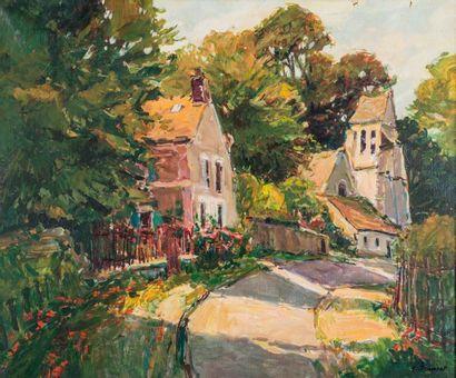 Claude JOUSSET (1935)