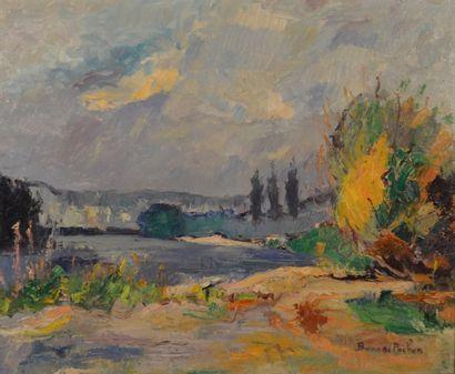 BERNARD POCHON (XXème siècle)