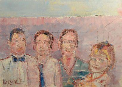 ULYSSE JEAN-PAUL (1925-2011)