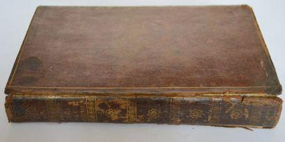 [VOLTAIRE] Recueil nécessaire avec l'Evangile de la raison. Londres, 1776, reliure...