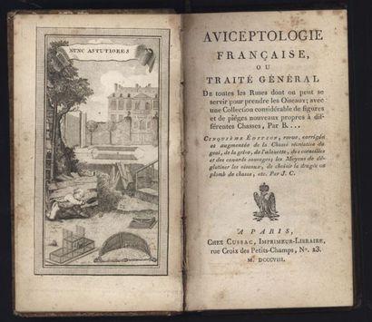 [BULLIARD] Aviceptologie française ou Traité...