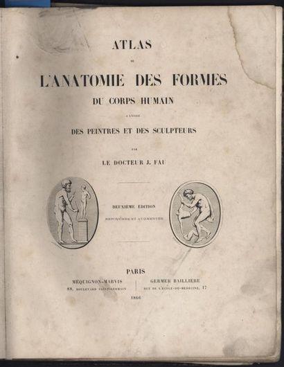 FAU. Atlas de l'Anatomie du corps humain....