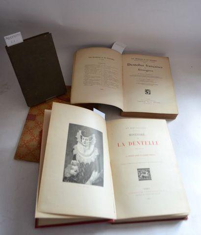 [Dentelles] Ensemble de 2 volumes: CHARLES...