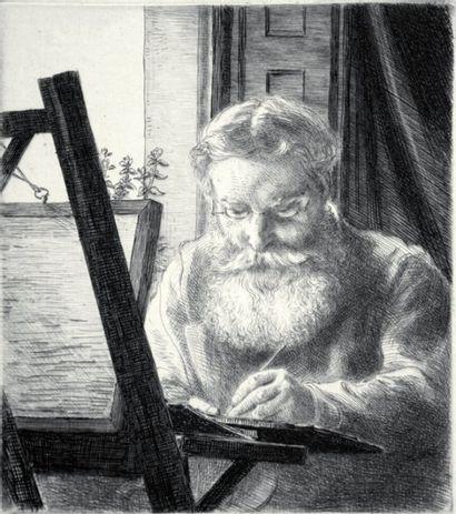Félix BRAQUEMOND (1833-1914)