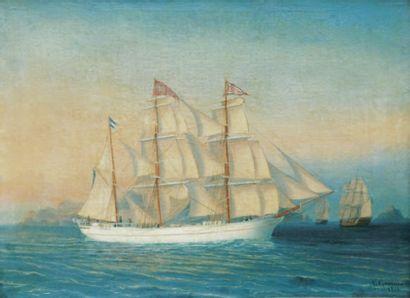 Louis GAMAIN (1803-1871).