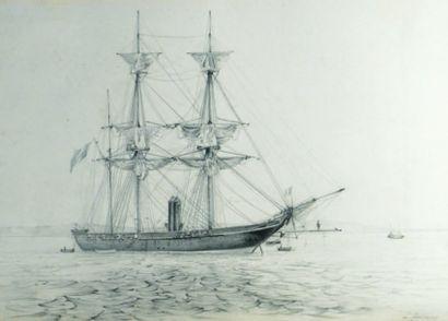 Louis GARNERAY (1783-1857).