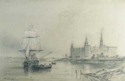 Théodore GUDIN (1802-1880).