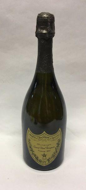 1 Btle Champagne DOM PERIGNON 1990