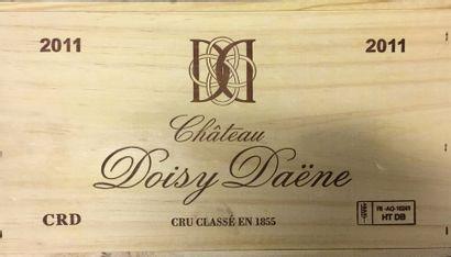 6 Btles de Sauternes Barsac château Doisy...