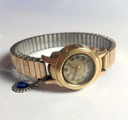 MONTRE bracelet de dame DAMAR, boitier en...