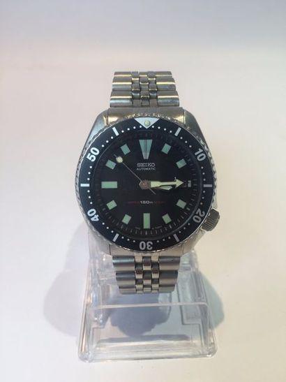 Seiko 5 Diver 150 Jubilé  Montre-bracelet,...
