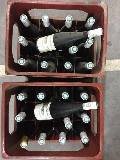 23 bouteilles