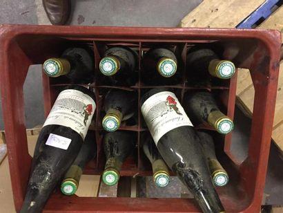 112 bouteilles QUARTS-DE-CHAUME