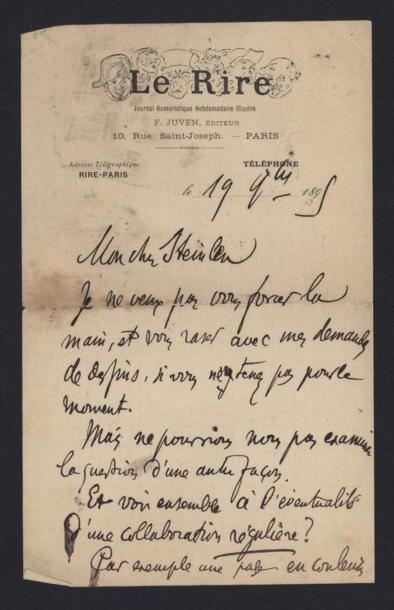 ALEXANDRE Arsène (1859-1937), critique d'art...