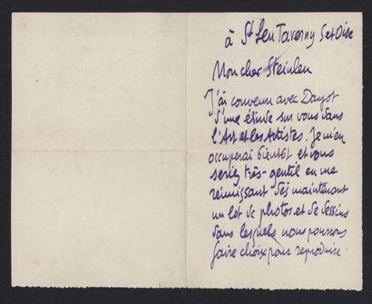 MAUCLAIR Camille (1872-1945), poète et romancier....