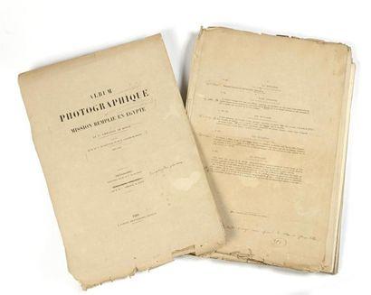 Emmanuel de ROUGE (1811-1872) et Aymard de...