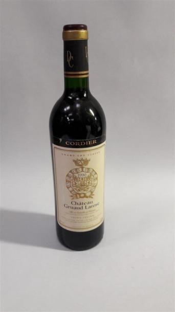 [VIN] 1 bouteille Château Gruaud Larose -...