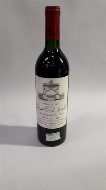 [VIN] 1 bouteille Château Léoville Las Cases...