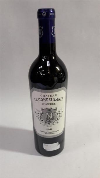 [VIN] 1 bouteille Château La Conseillante...