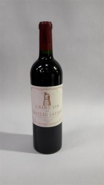 [VIN] 1 bouteille Château Latour - Pauillac,...