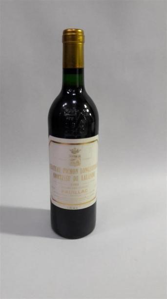 [VIN]1 bouteille Château Pichon Contesse...