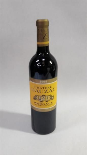 [VIN] 1 bouteille Château DAUZAC Margaux...