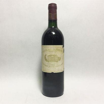 [VIN] 1 bouteille de Chateau MARGAUX 1984....