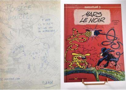 BATEM (1960), André FRANQUIN (1924-1997)...