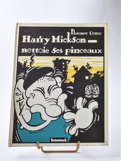 Florence CESTAC (1949) Harry Mickson nettoie...