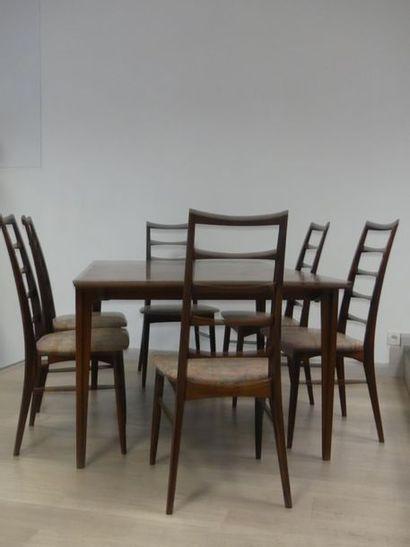 ROSENGREEN HANSEN. Table de salle à manger