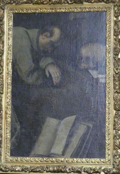 Ecole du XVIIème siècle, Vanité.