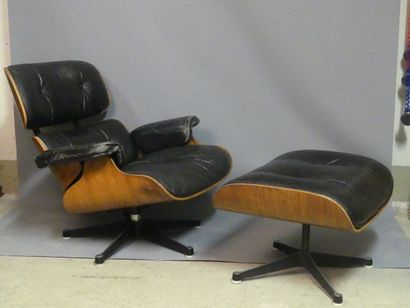 Ray (1907-1958) et Charles (1912-1988) EAMES,...