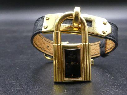 HERMÈS ''KELLY'' Montre bracelet.