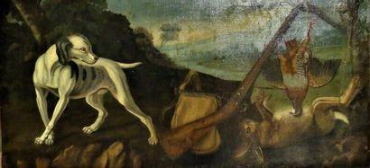 Dans le goût du XVIIème siècle.
