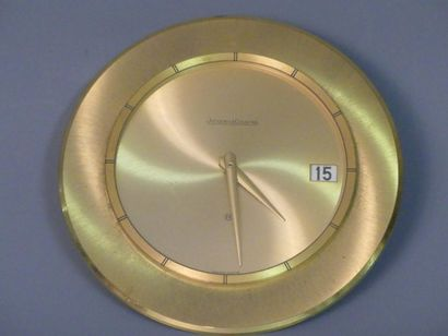 JAEGER-LECOULTRE. Horloge de table