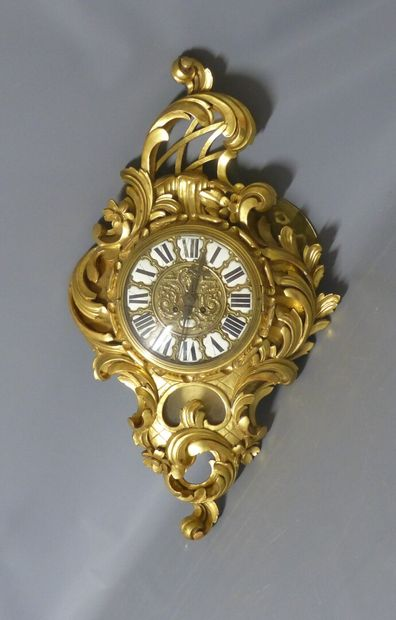 Cartel. Style Louis XV
