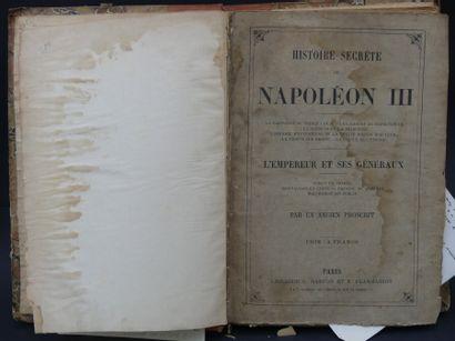Histoire secrète de Napoléon II